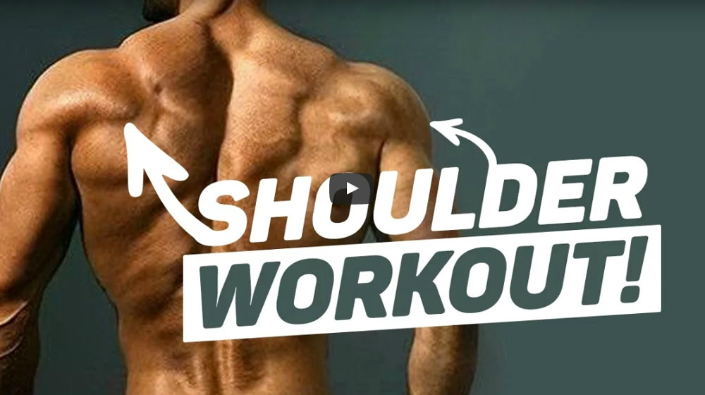 Feature | Full Shoulder Workout Video
