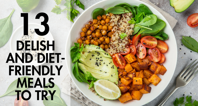 Feature | Healthy Weight Loss Meals To Try | healthy food to lose weight