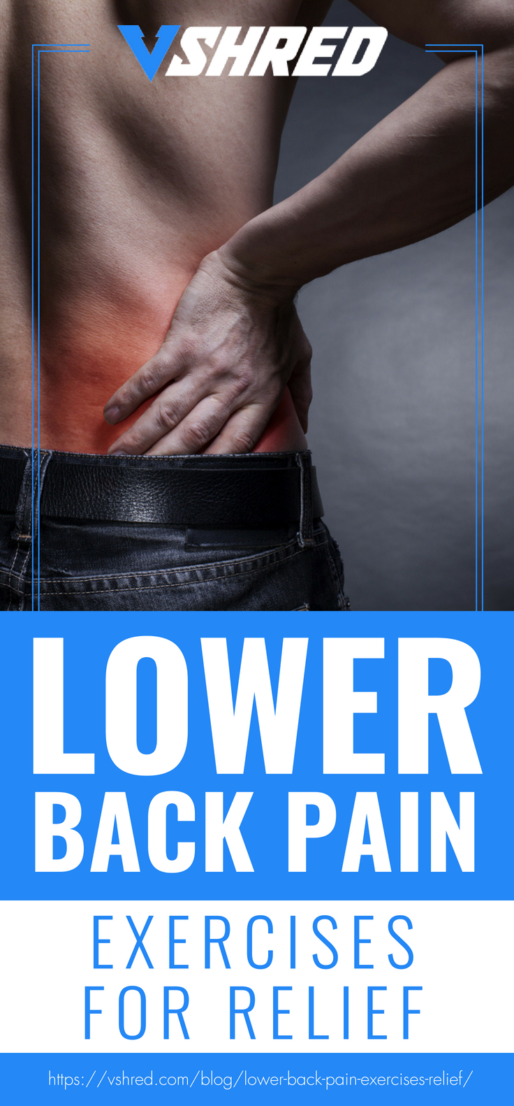 Lower Back Pain Exercises For Relief | lower back pain