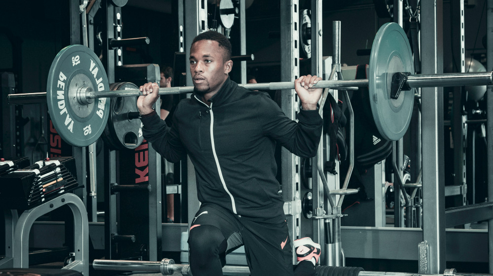 Feature   Legs Workouts   5 Essential Gym Exercises   Leg workout at the gym