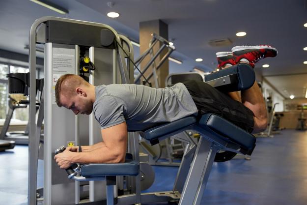 Lying Leg Curls | Ultimate Leg Day Workout | No Chicken Legs! | leg workouts for men