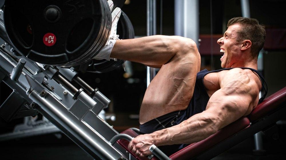Feature | Ultimate Leg Day Workout | No Chicken Legs! | leg workout bodybuilding