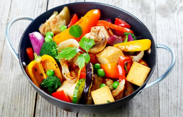 Veggie And Tofu Stir-Fry | Easy Healthy Dinner Ideas To Add To Your Weekly Rotation