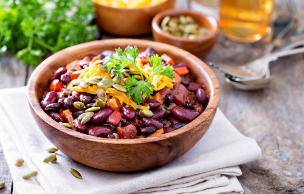 Veggie Chili | Easy Healthy Dinner Ideas To Add To Your Weekly Rotation