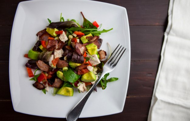 Beef Stir-Fry With Avocado Salad | Easy Healthy Dinner Ideas To Add To Your Weekly Rotation