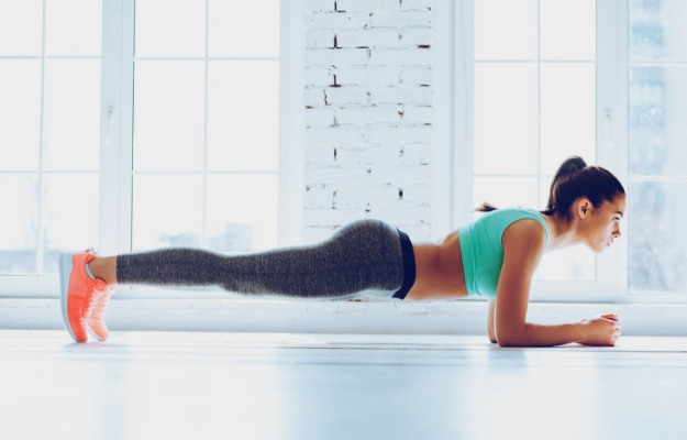 Plank | Easy Arm Workouts For Slim And Toned Arms | arm workouts without weights