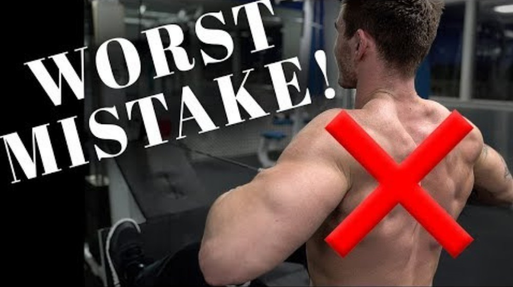 Feature | The BIGGEST Back Training Mistake EVER! | back exercises