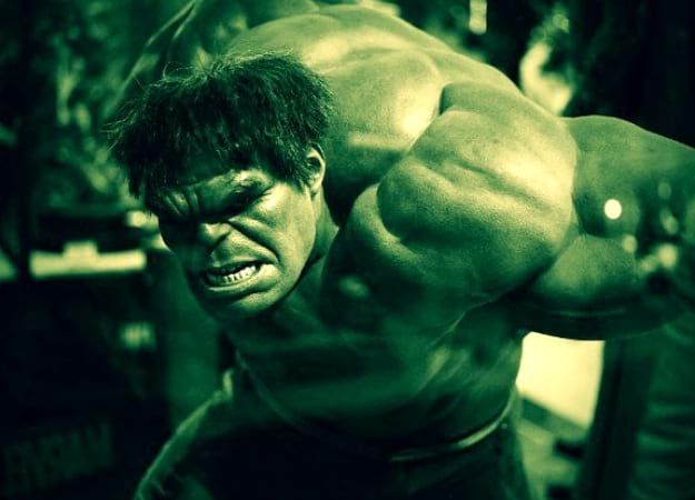 The Hulk | Easy DIY Halloween Costumes That Show Off Your Body