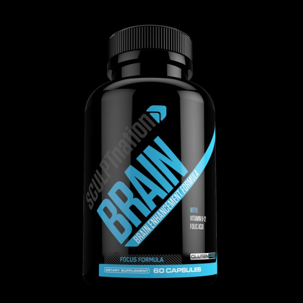 Brain by SculptNation | Cool Gift Ideas for Fitness Enthusiast
