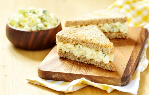 Paleo-Style Egg Salad | Easy and Healthy Lunch Ideas To Fuel You Up