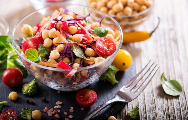 Chickpea Salad Bowl | Weight Loss Recipes for Every Meal