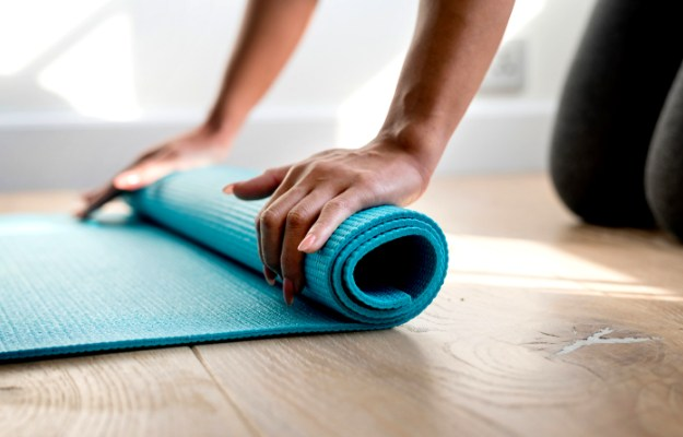 Yoga Mat | Cool Gift Ideas for Fitness Enthusiast