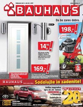 Bauhaus Katalog Marec