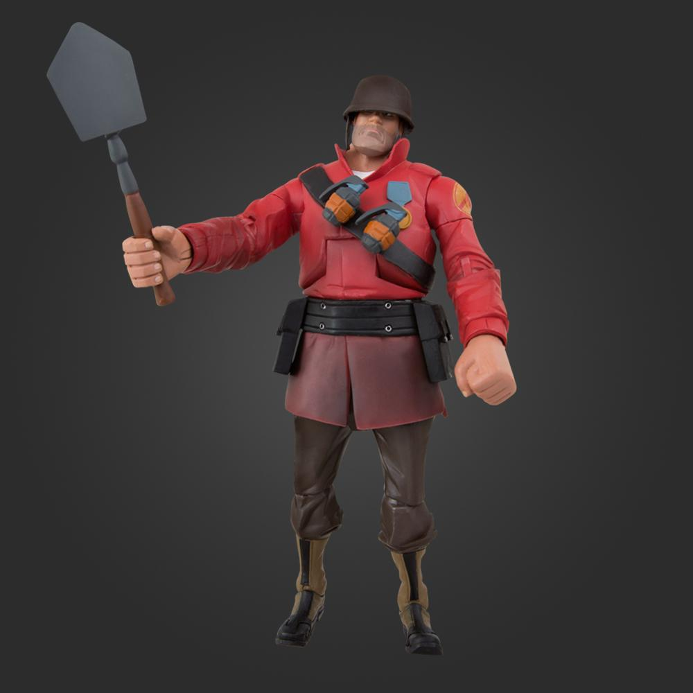 Valve StoreTF2 Soldier Action Figure