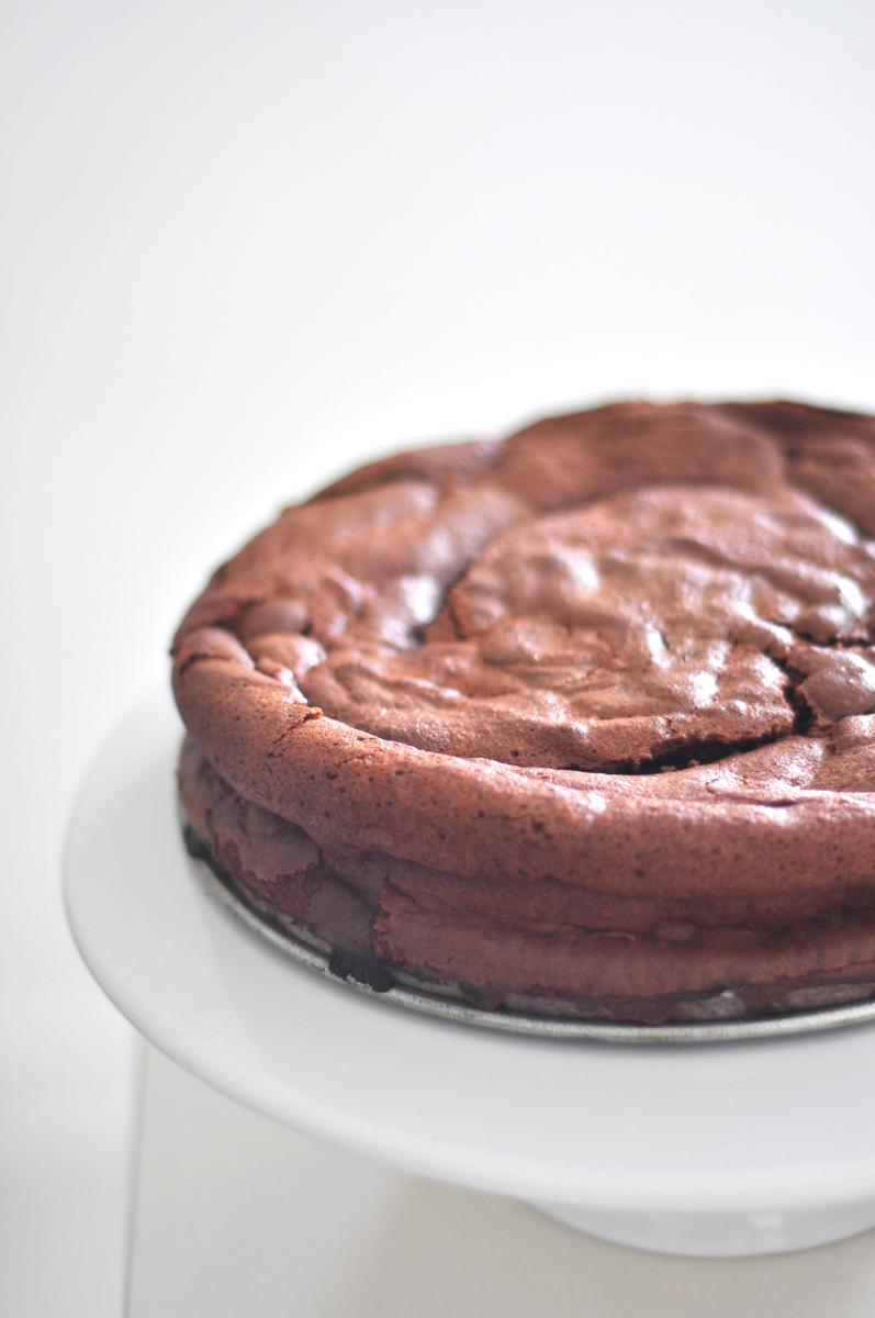Valrhona flourless chocolate cake recipe