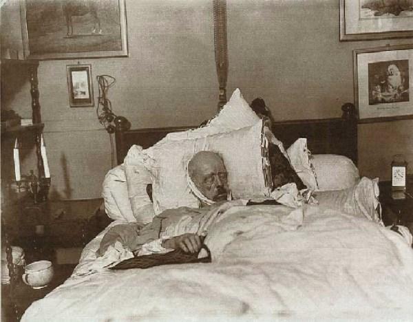 Otto Von Bismarck Death