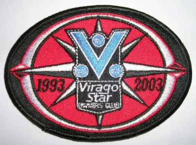 10th Anniversary VSOC Patch