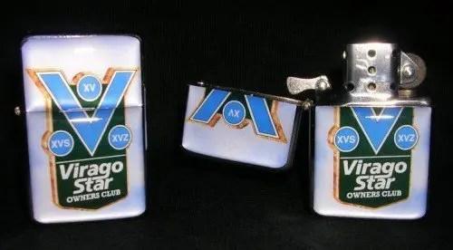 VSOC Flip Top Lighter