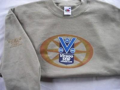 VSOC Khaki Sweat Shirt
