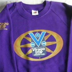 VSOC Purple Sweat Shirt