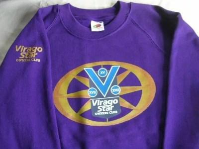 VSOC Purple Sweat Shirt
