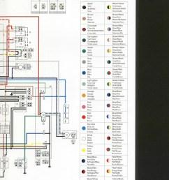 1994 yamaha 750 virago wiring diagram [ 2120 x 2900 Pixel ]