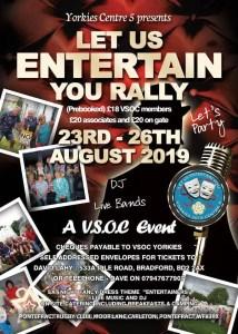 Centre 5 Rally 2019