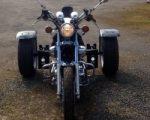 Yamaha XV1100 Virago Custom Trike