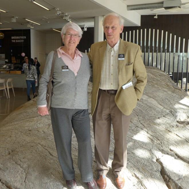 Björn and Lillemor Jakobson.