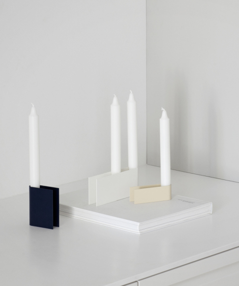 Heights Candle Holders for Design Nation. 2014.