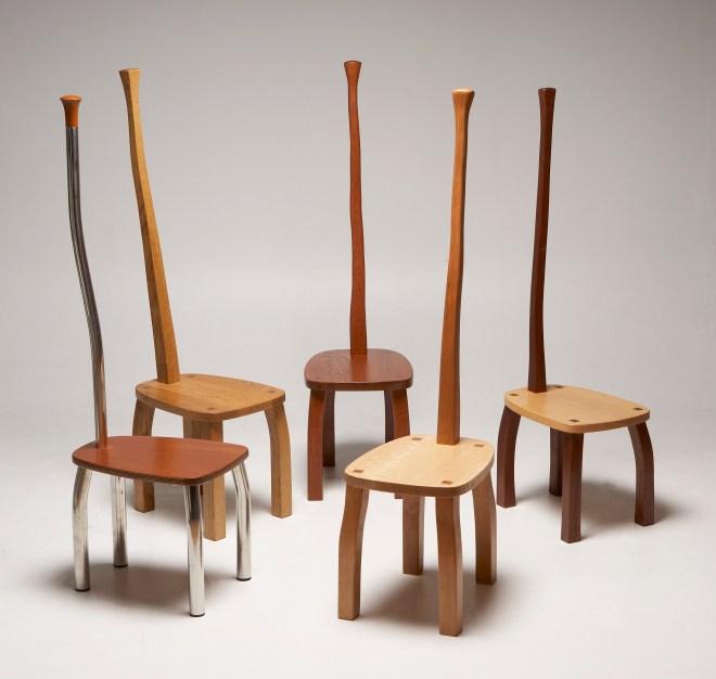 Giraffi stools.