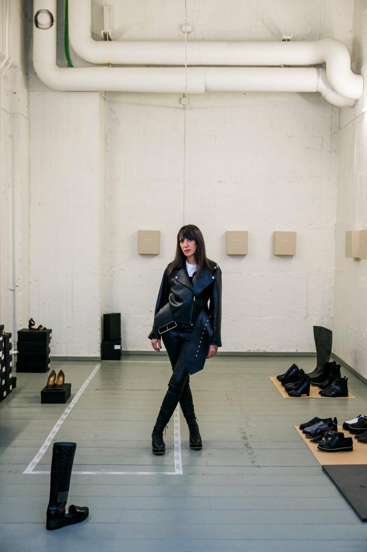 Footwear Designer Andrea Reschia. V Söderqvist Blog.