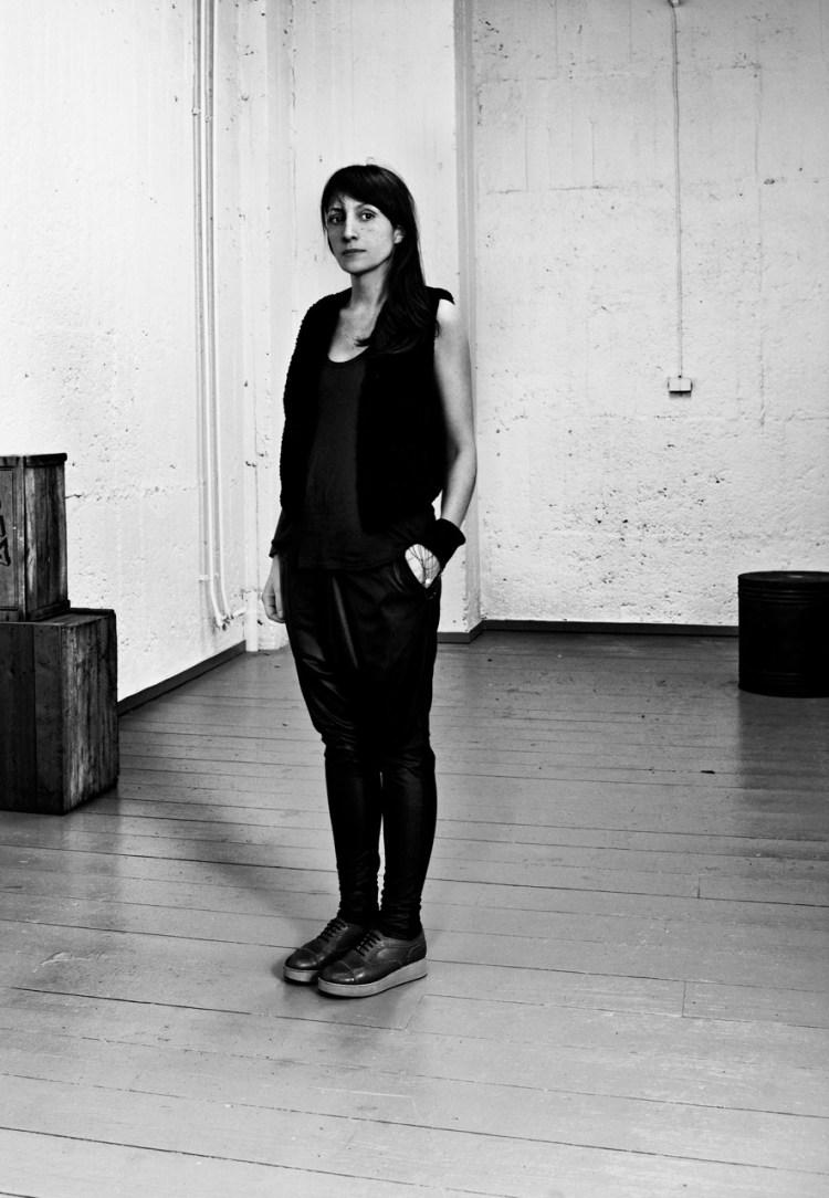 Footwear Designer Andrea Reschia, V Söderqvist Blog.