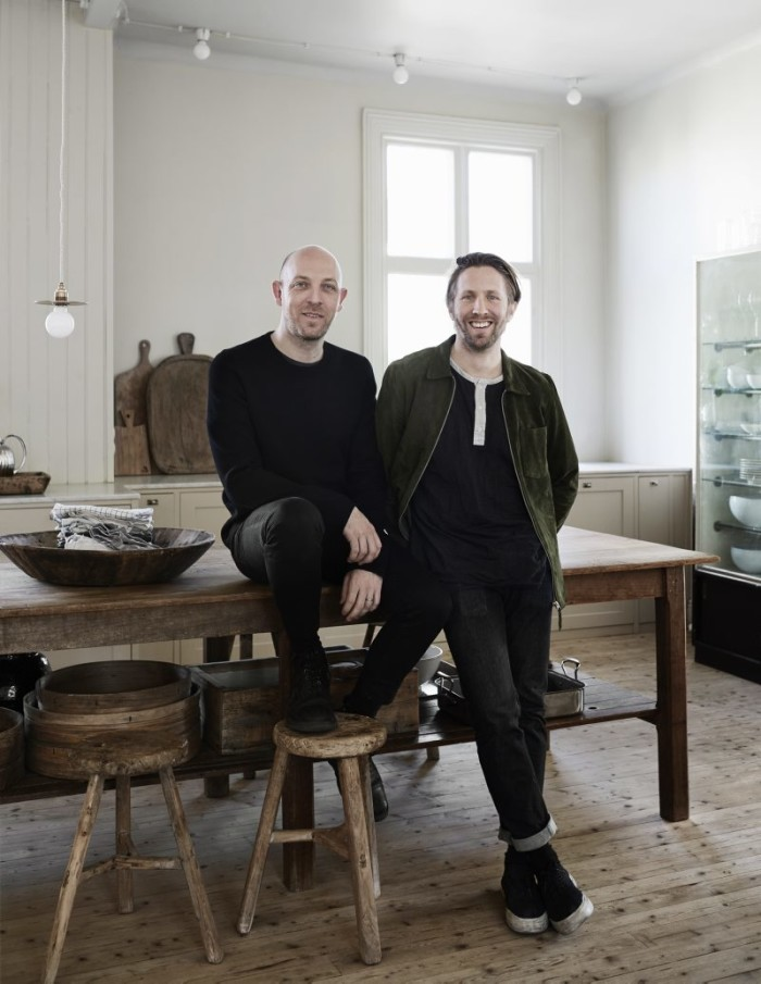 Christian Duivenvoorden and Björn Pedersen Duivenvoorden.