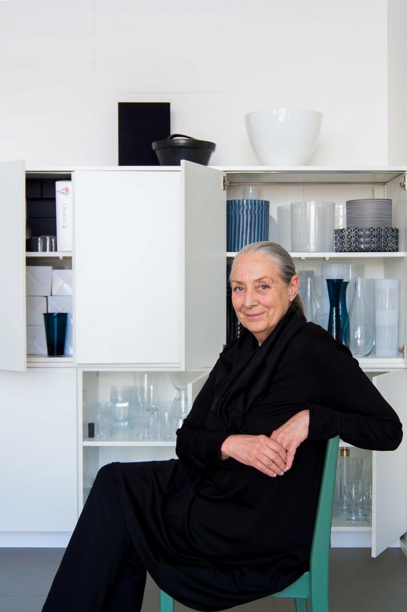 Designer Interview - Ingegerd Råman