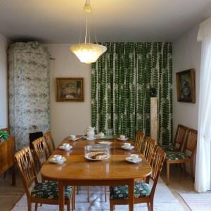 Josef Frank Textiles and Furniture. Millesgården.
