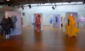 Fashion in Seven Acts. An exhibition by students from Stockholm's Fashion, Craft and Textile Colleges. Kulturhuset.