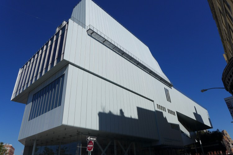 The Whitney Museum of American Art.