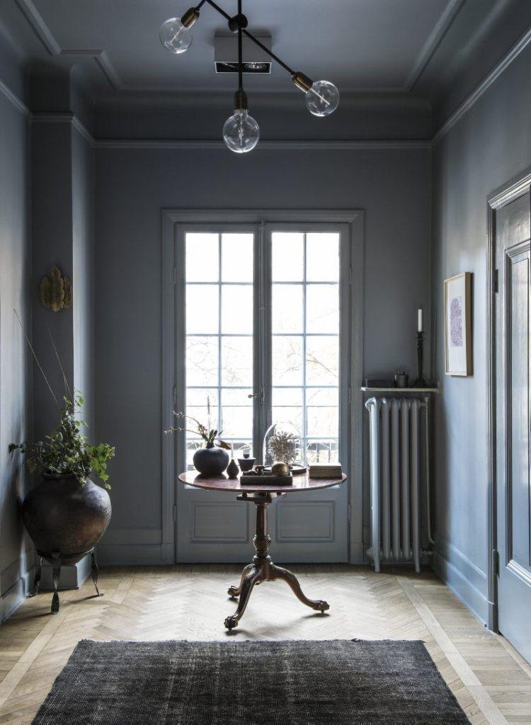 Home of Estelle Nordenfalk, the woman behind one of Stockholm's biggest yoga studios, Yogayama.