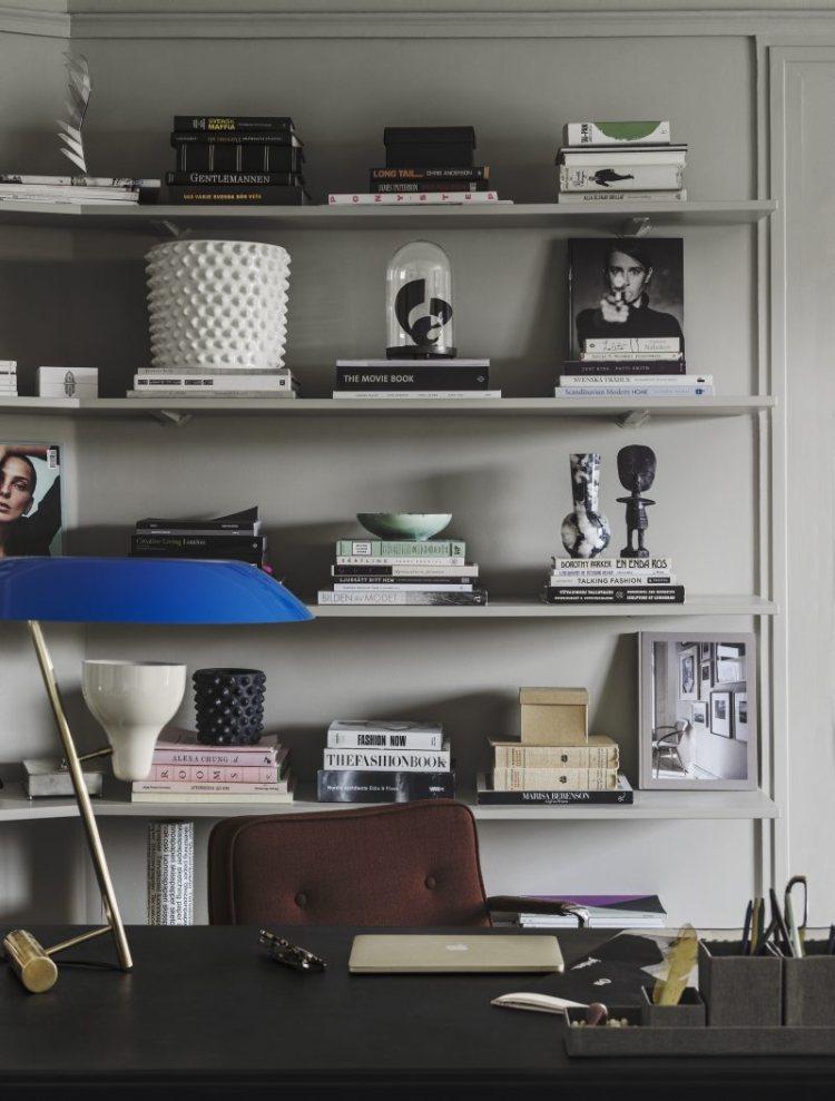 Stockholm Apartment of stylist Hanna Wessman.