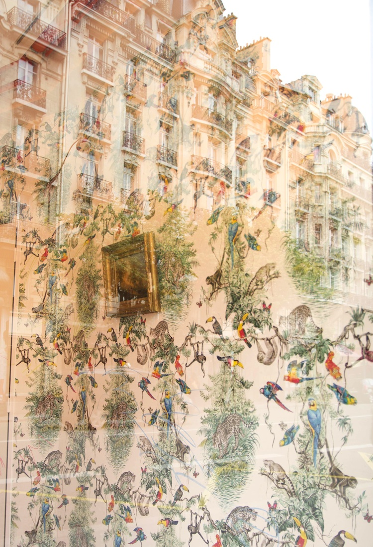Parisian Balconies – Reflections. Ida Magntorn. V Söderqvist Blog.