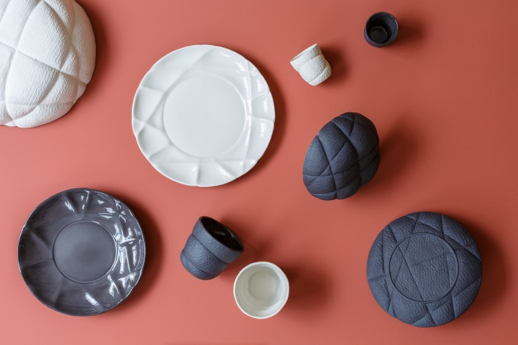 Succession Ceramics for Petite Friture in partnership with Revol. Färg & Blanche interview V Söderqvist Blog.