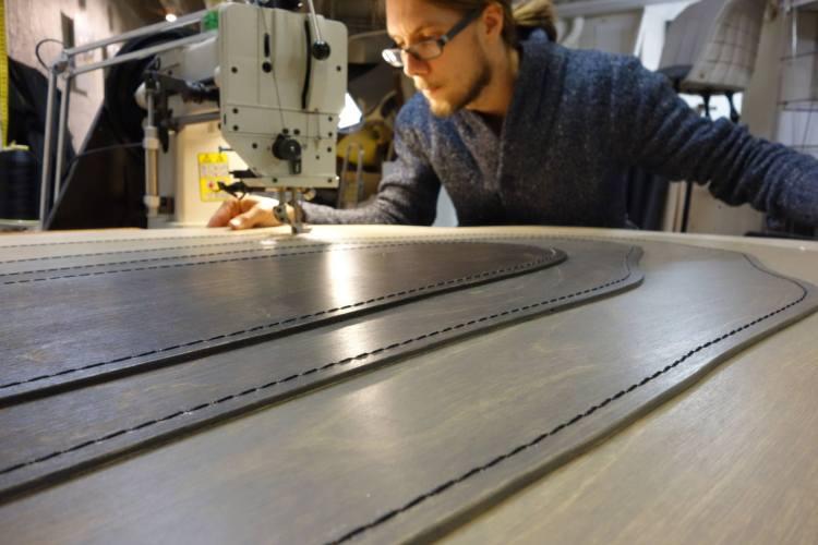 Färg & Blanche wood tailoring. V Söderqvist Blog.