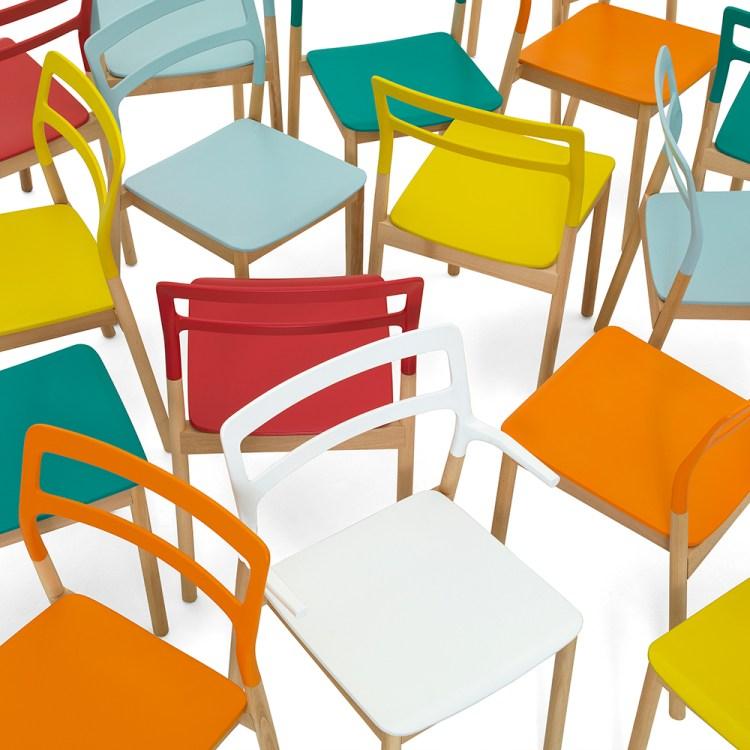 Florinda Chair, De Padova 2011. Monica Förster, V Söderqvist Blog interview.