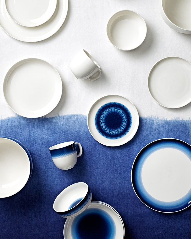 Rörstrand INWHITE Tableware 2014. Monica Förster, V Söderqvist Blog interview.