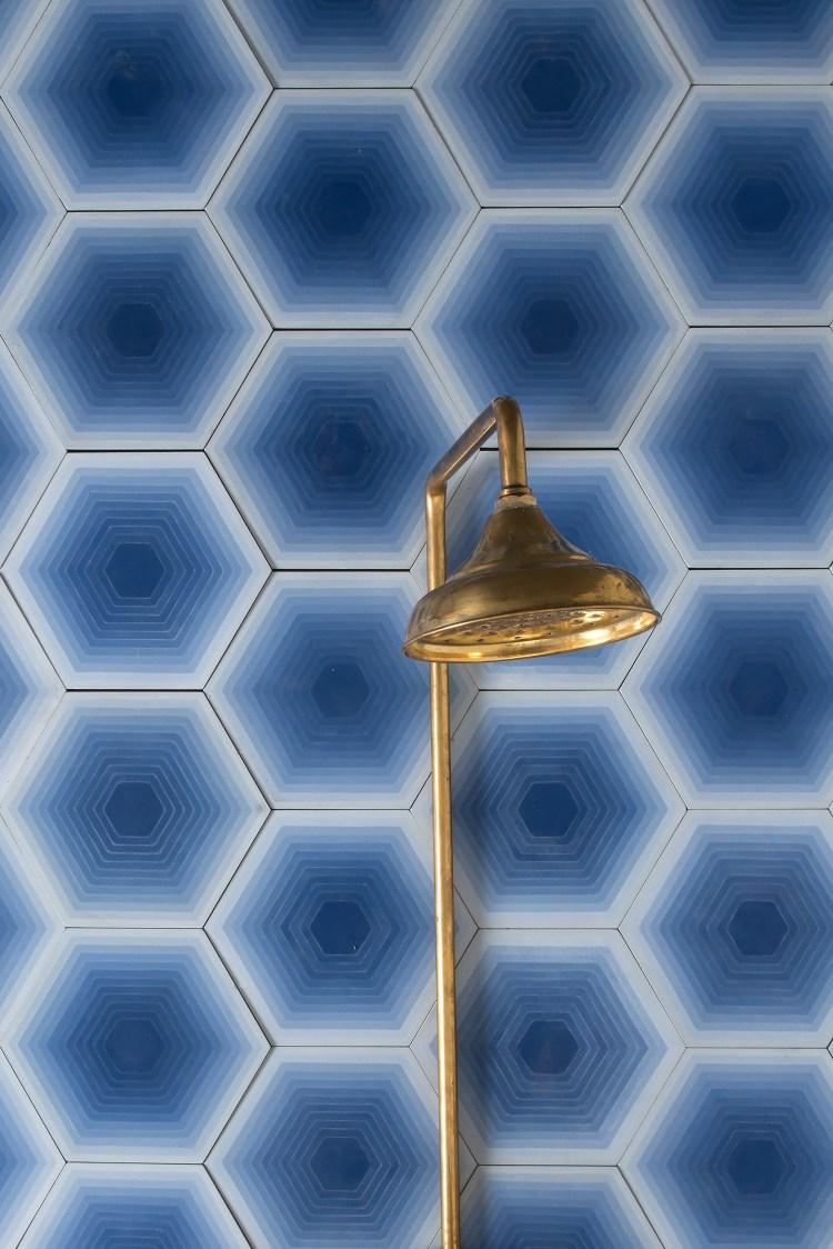 The Four Elements tiles for Marrakech Design 2018. Monica Förster, V Söderqvist Blog interview.