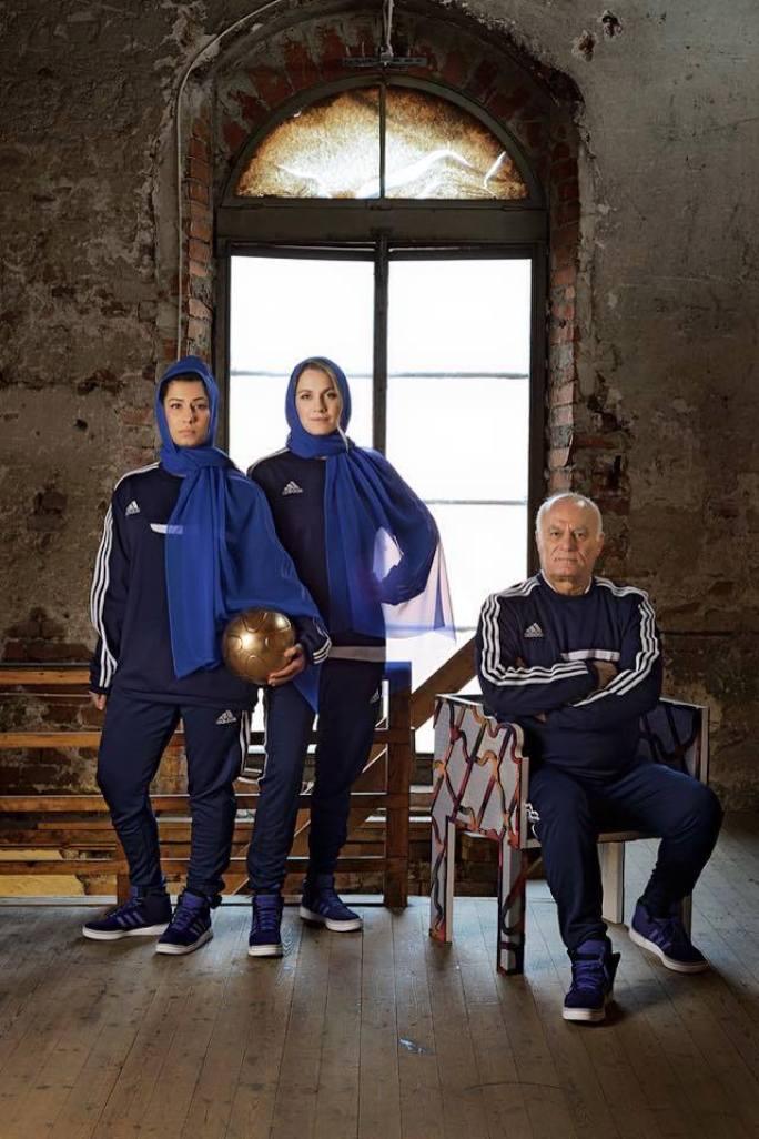 Cup Iran Farvash Razavi. Interview V Söderqvist Art & Design Talks.