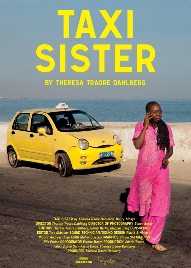 Theresa Traore Dahlberg - Taxi Sister. V Söderqvist Art & Design Talks.