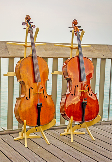 Meet the cello kids summer camp