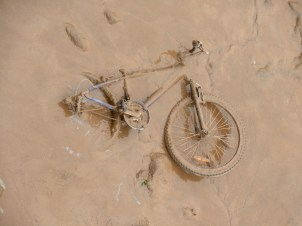 mud bicycle